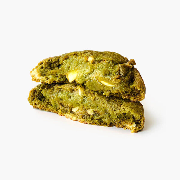 Seven Grams Caffé Matcha White Chocolate Chip Cookie