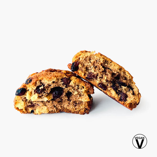 Vegan Raisin & Walnut Scone