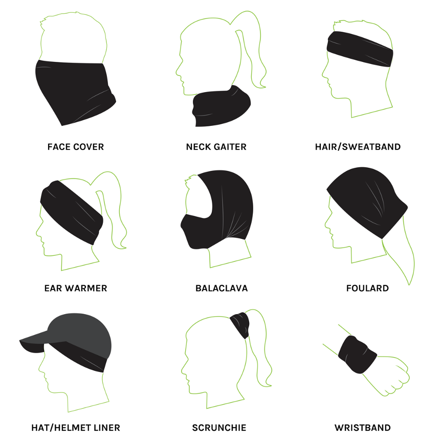 How to Sport the fusion / FLEX GAITER