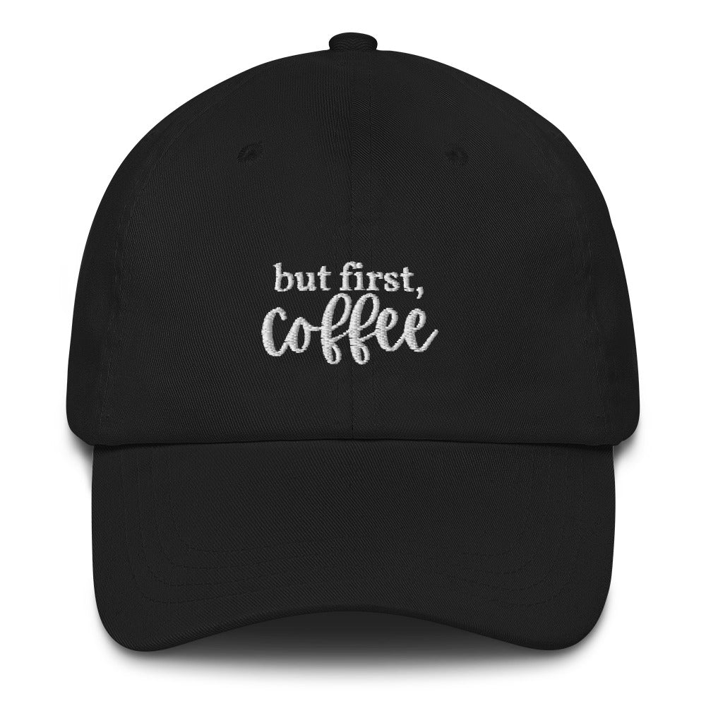 But First Coffee Mom Hat