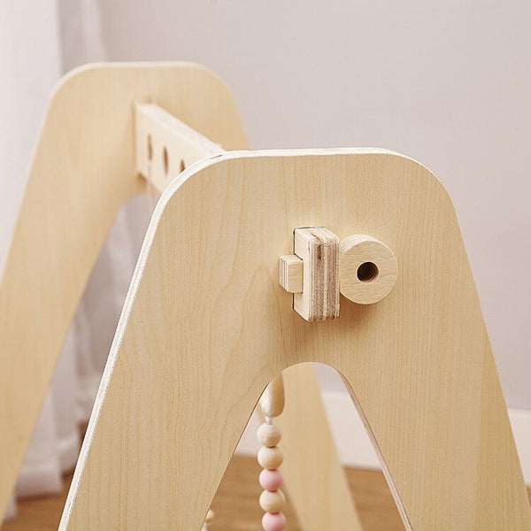 Wooden Play Gym