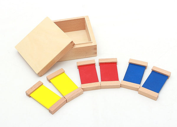 Coloured Tablet Box