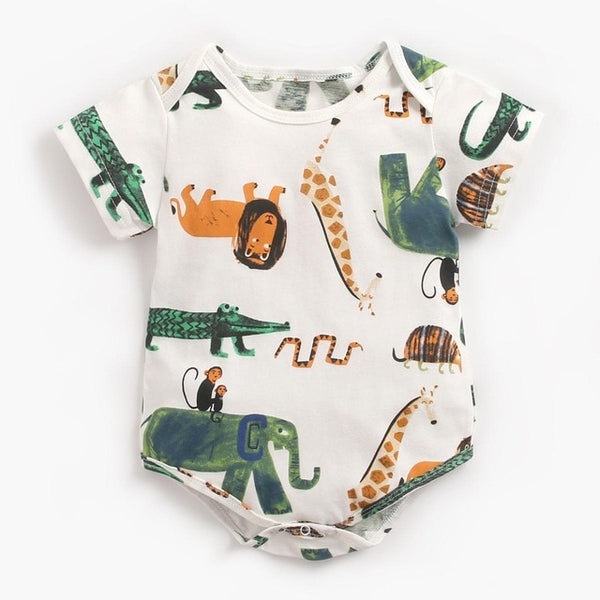 Animal Body Suit