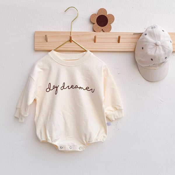 Daydreamer Long Sleeve Romper