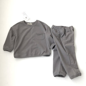 Shadow Basics Sweatshirt and Sweats Set