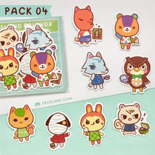 Load image into Gallery viewer, Animal Crossing Sticker Pack