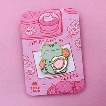 Load image into Gallery viewer, Matcha & Sweets Series Bundle - Enamel Pins
