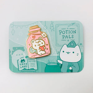 Tender Heart Potion Enamel Pin