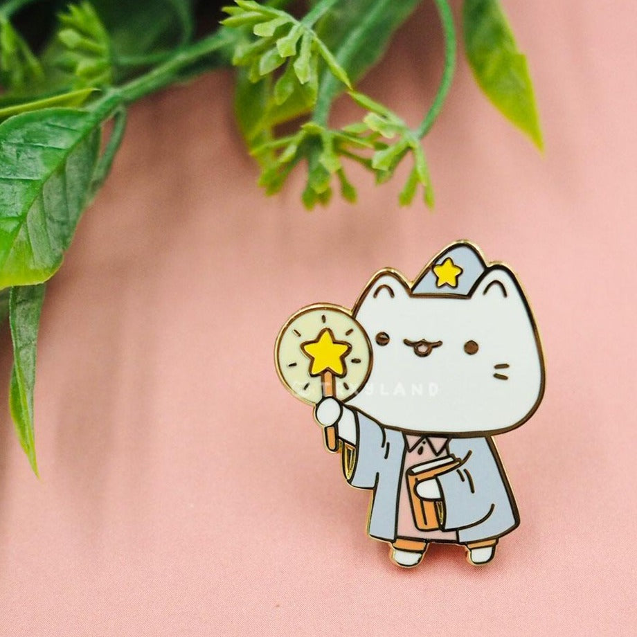 Mage Mochi - Heroes of TRXYLAND Enamel Pin