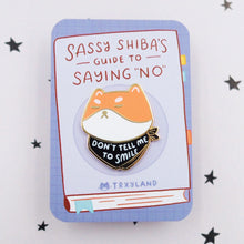 Load image into Gallery viewer, Sassy Shiba Series Bundle - Enamel Pins