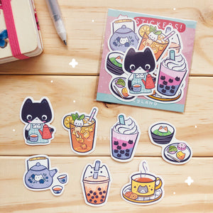 Tea Time Sticker Pack