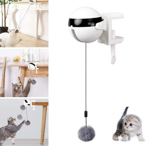 Electric Automatic Cat Ball Toy.
