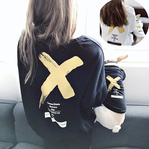 X Family matching with dog