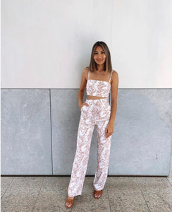 Kookai - Hamilton Top & Pants Set
