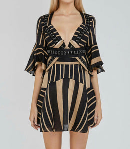 Acler - Archer Mini Dress
