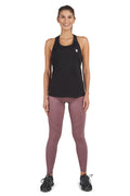UGS Valour High Waisted Full Length Leggings - Grape