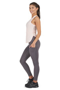 UGS Fortitude High Waisted 7/8 Leggings - Steel
