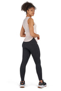 UGS Valour High Waisted Full Length Leggings - Black