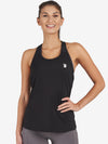 UGS Endurance Racer Back Bamboo Tank Top - Black