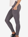 UGS Fortitude High Waisted 7/8 Gym Leggings - Steel