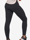 UGS Valour High Waisted Full Length Gym Leggings - Black