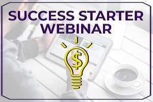 LINKEDIN SUCCESS STARTER WEBINAR - startmarketingsmart