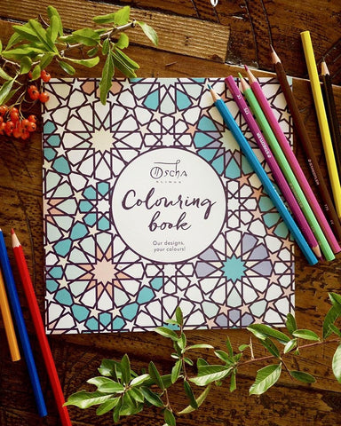 Oscha Slings -  Coloring Book