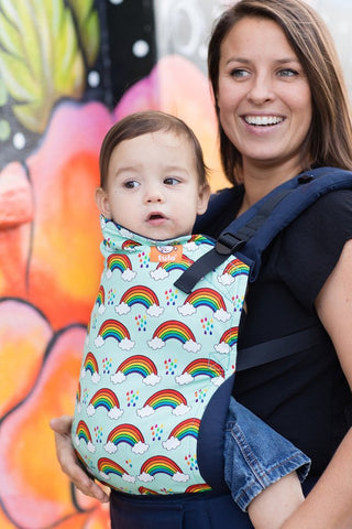 Tula - Rainbow Showers Ergonomic Standard Baby Carrier