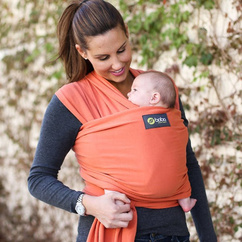 Boba Baby Wrap - Orange