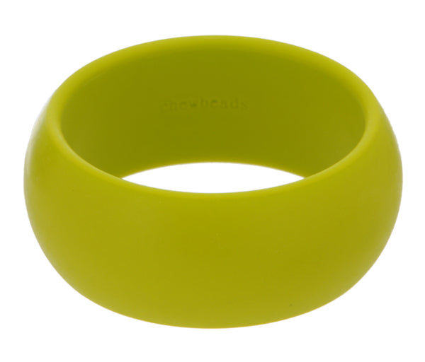 Chewbeads Charles Bangle - Charteuse