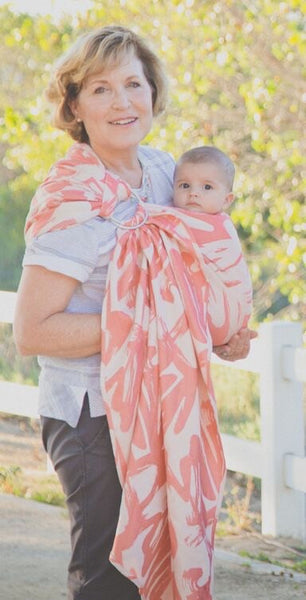 Maya Wrap Baby Sling (Ring Sling) - Zypora Dolly