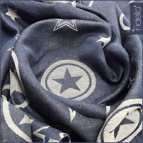 Fidella Ring Sling -Outer Space Blue (hemp)