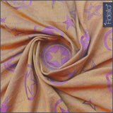 Fidella Woven Wrap  - Outer Space Lilac