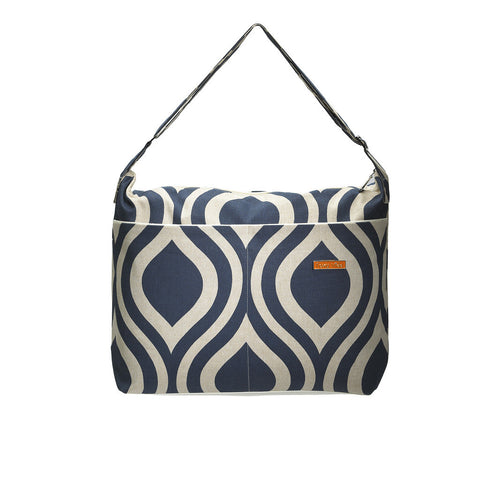 Foxy Vida - Sea Drop Diaper Bag