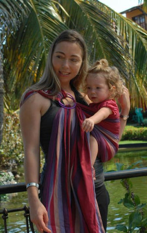 Chimparoo - Juliet Ring Sling
