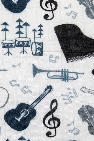 Tula Blanket - Music Lessons Blanket (Set of 3)