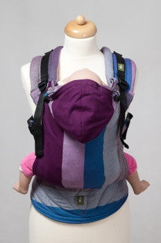 Lenny Lamb S.C. Ergonomic Carrier Wrap Conversion (Baby)  - Norwegian Diamond