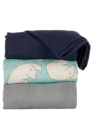Tula - Polar Caps Blanket (Set of 3)