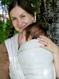 Oscha Slings - Meander Aiko Baby Wrap