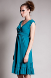 DOTE 9th Street Dress - Turquoise