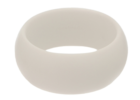 Chewbeads Charles Bangle - Simply White