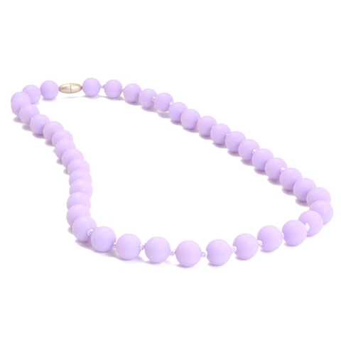 Chewbeads Jane Necklace - Violet