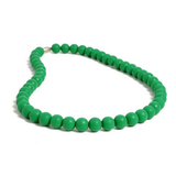 Chewbeads Jane Necklace - Emerald Green