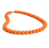 Chewbeads Jane Necklace - Creamsicle