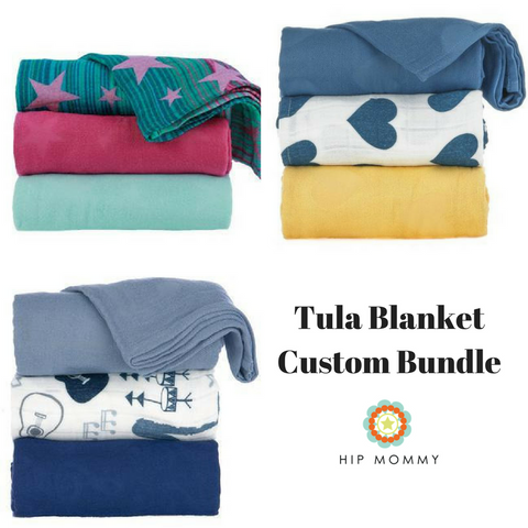 Tula Blanket Set Custom Bundle (FINAL SALE)