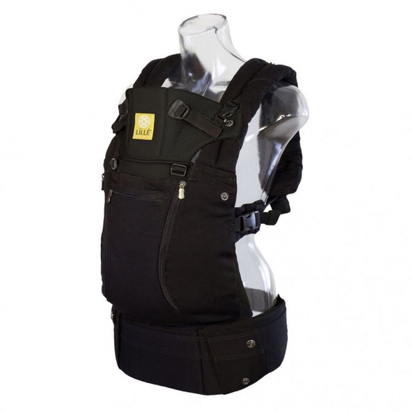 Lillebaby  Baby Carrier - Complete All Sesons Black