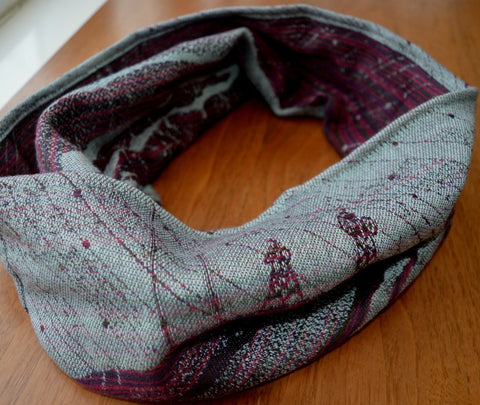 Firespiral Slings - Torra Dendron Winter Hill Cowl