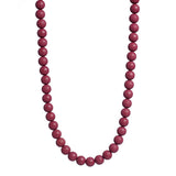 Chewbeads Jane Necklace - Spiced Wine