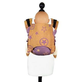 Fidella Onbuhimo BACK CARRIER-Outter Space-Lilac