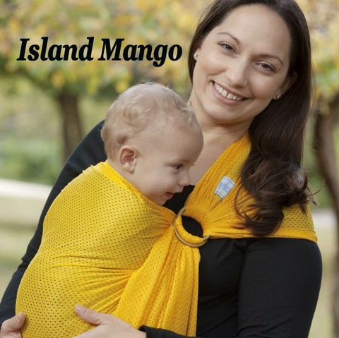 Beachfront Baby - Water Sling One Size -Island Mango